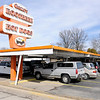 Don Knight | The Herald Bulletin<br /> Customers flock to Gene's Root Beer as they opened for the 2019 season on March 1st.