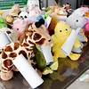 Don Knight | The Herald Bulletin<br /> Students at Ivy Tech's Anderson campus made stuffed animals for donation to the Madison County Sheriff's Department and the Community Hospital Anderson Police Department to be given to children in traumatic situations. This was the first year for the project and student hope to grow it next year.