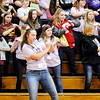 Don Knight | The Herald Bulletin<br /> Students learn choreography from Kenny Shepard for the 75th Annual Madison County Choral Festival on Tuesday. The event originated in 1944.
