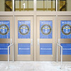 Don Knight | The Herald Bulletin<br /> Anderson Elementary has reworked their entrance so visitors have to enter through the office.