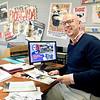John P. Cleary | The Herald Bulletin<br /> Chris DeHart, a social studies teacher at Pendleton Juvenile Correctional Facility, is the recipient of Indiana University's Martha Lee and Bill Armstrong Teacher Educator Award.