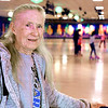 John P. Cleary | The Herald Bulletin<br /> Georgia Allen, owner of Anderson Roll Arena, as been involved in roller skating most all her life and with her husband opened Anderson Roll Arena in 1977.