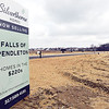 Falls of Pendleton housing addition being build on old State Road 132.