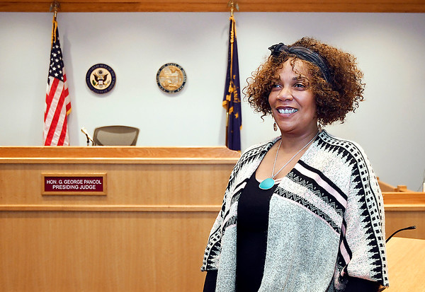 Nichelle Serf has served as a Madison County probation officer for Madison County since 1997.