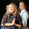 "Jessica Cookston as Laurey Williams sings in the musical ""Oklahoma!"" The production runs this weekend and next at Anderson's Mainstage Theatre, 124 W. Ninth Street."