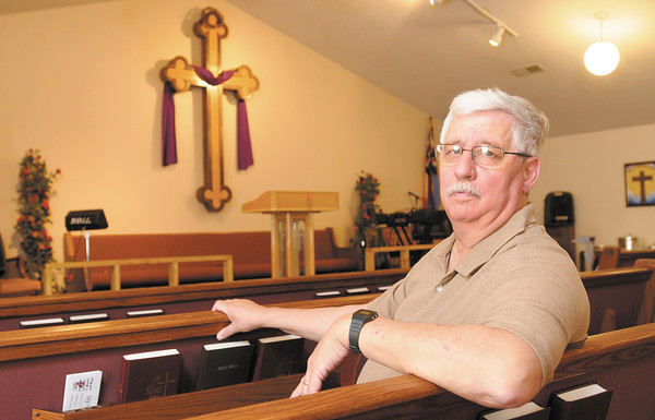 Bob Henderson has been the pastor at Gethsemane Foursquare Church since 1996. A veteran himself Henderson plans to honor vets during his Sunday service on Memorial Day weekend.