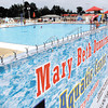 The refurbished Elwood pool is now known as the Mary Beth Dunnichay Aquatic Center and will open to the public today.