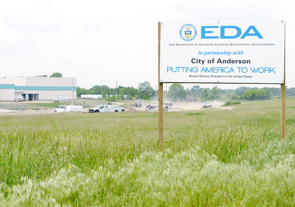 Don Knight | The Herald Bulletin<br /> The city council approved a request for rezoning property on the northwest corner of 32nd Street and Scatterfield Road for the construction of a 29,000-square-foot preferred health care facility.