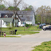 John P. Cleary | The Herald Bulletin<br /> This is the view looking north along the 2200 block of  Nelle Street that has been proposed to change the name to Reese Road in honor of Mack Reese long-term community activist.