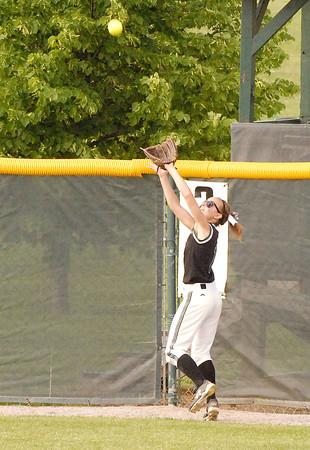 PH softball sectional