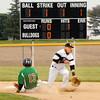 baseball Lapel AHS