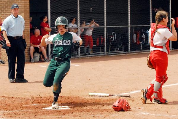 sectional softball