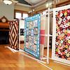 John P. Cleary | The Herald Bulletin<br /> Quilts on display at the RedBud Quilt Guild's biennial quilt show.