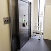 Don Knight | The Herald Bulletin<br /> The Madison County Community Health Center held an open house at their Alexandria location which is in the former Key Bank Branch. The old bank vault will be used for storage.