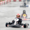 Don Knight | The Herald Bulletin<br /> Eli Fox wins in the Junior 2 division as rain didn't stop the Mayor's Cup Grand Prix on Saturday.