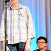 Don Knight | The Herald Bulletin<br /> Tristan Hankins from Highland Middle School is the winner of  The Herald Bulletin Spelling Bee.