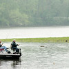 Don Knight | The Herald Bulletin<br /> Anglers fish at Shadyside lake on Saturday. Saturday was the second of Indiana's four Free Fishing Days when you can fish without a license. The final two days for this year are June 3rd and 4th.