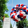 John P. Cleary | The Herald Bulletin<br /> Boy Scout Troop 301 conducted the annual Memorial Day remembrance service at Maplewood Cemetery.