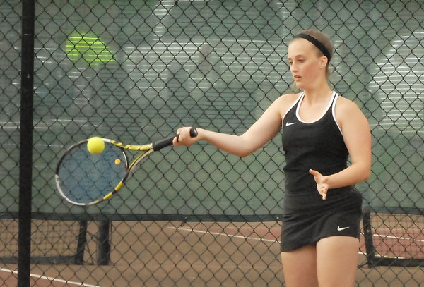 Girls Tennis Sectional