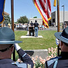 John P. Cleary | The Herald Bulletin<br /> The Indiana State Police Pendleton District held its annual memorial service Thursday remembering the 46 ISP employees who lost their lives in the line of duty.
