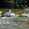 John P. Cleary | The Herald Bulletin<br /> One way to keep cool on a hot Memorial Day is to stay close to the water. These folks were doing just that as they were floating down White River through Anderson Monday afternoon.