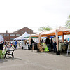 Don Knight | The Herald Bulletin<br /> Anderson City Market opened at Park Place Community Center on Saturday. The market is open on Saturdays from 8 a.m. to noon through October 27th.
