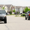 Don Knight | The Herald Bulletin<br /> The Summer Lake Homeowners Association is asking the Madison County Commissioners to pass an ordinance limiting parking to one side of the streets.