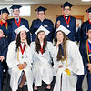 John P. Cleary | The Herald Bulletin<br /> A more lighter look at the Indiana Christian Academy class of 2018 right before graduation. They are, front row L to R: Conner Hoover, Megan Ellis, Joanna Essex, Abigail Plew, and Samuel Dollens.<br /> Back row: Jonathan Sanjuan, Braydon Achenbach, Zachary Choate, Caleb Dissmore, and Roger Cummins.