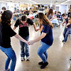 John P. Cleary | The Herald Bulletin <br /> Approximately 60 students took part in this years annual Highland Middle School Life Skills class outing Wednesday at the FOP lodge.