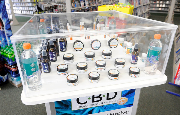 Don Knight | The Herald Bulletin<br /> Family Video has diversified by selling CBD and also owns the Marcos next to its Scatterfield location.