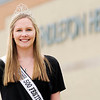 Don Knight | The Herald Bulletin<br /> 500 festival princess Heidi Przytulski.