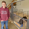 Kolby Mauck is a 10 year member of 4-H and is a junior leader representative on the Madison County Extension Board.