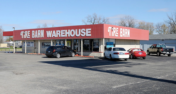 Tire Barn Warehouse on Broadway in Anderson. According to a press release from Tire Barn, the Anderson-based company will be sold to Monro Muffler Brake and Service.