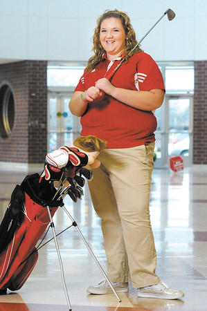 THB Golfer of the Year Morgan Nadaline