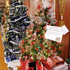 "A tree titled ""A Child's Christmas"" is one of several on display for this year's ""Festival of Trees"" at the Paramount on Saturday. The display will be open today (Sunday) from Noon to 5 p.m."