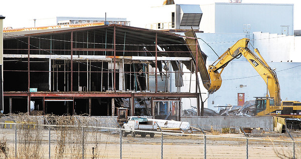 Woodland, California-based Tower Investments, LLC, began demolition Monday<br /> on 200,000 square feet of empty warehouse space at the former Guide Plant<br /> 9 on West 29th Street, city officials said. Located in Anderson's tax<br /> increment financing district and part of a brownfield property. The parcel<br /> is valued at $1.2 million, and clearing that section will help make the<br /> property ready for future development, said Greg Winkler, interim economic<br /> development director.
