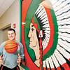 John P. Cleary | The Herald Bulletin  <br /> New Anderson High School basketball coach Ryne Smith.