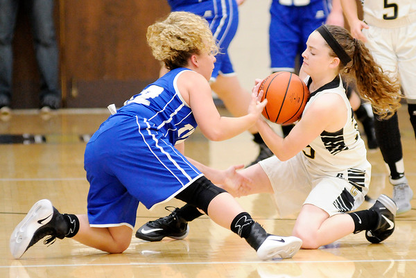 Don Knight | The Herald Bulletin<br /> Madison-Grant hosted Tipton on Saturday.