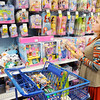 Don Knight | The Herald Bulletin<br /> Nika Hudson looks at Disney Princess dolls on sale for 50 percent off during Black Friday shopping at the Meijer in Anderson. Hudson started shopping Thursday and shopped through the night.