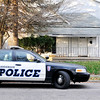 John P. Cleary |  The Herald Bulletin<br /> APD investigates a shooting in the 1600 W. 7th Street Tuesday afternoon.