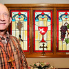 John P. Cleary |  The Herald Bulletin<br /> East Lynn Christian Church celebrating its 125th anniversary. The churches present pastor is Reverend V. J. Stover.