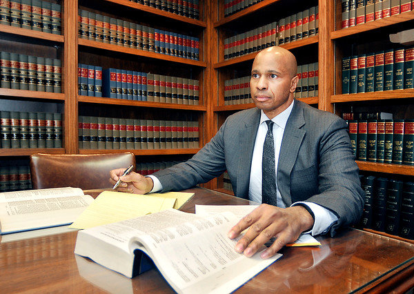 John P. Cleary | The Herald Bulletin<br /> Zaki Ali overcame his dyslexia and is now a successful criminal lawyer practicing in several counties, including Madison, Delaware and Marion.