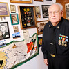 Don Knight | The Herald Bulletin<br /> William Irwin served in the Navy during the Korean War.