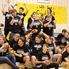 Bob Hickey | For The Herald Bulletin<br /> The Lapel community came together to cheer for the Bulldogs during a pep session on Thursday. Lapel will be hosting the the Class 2A top-ranked Panthers from Eastbrook in regional competition tonight.