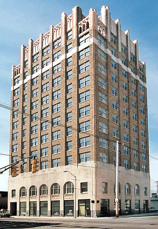 THB FILE PHOTO/John P. Cleary The Tower Apartments Building.