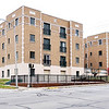 John P. Cleary |  The Herald Bulletin<br /> Beverly Terrace Apartments at 11th & Central.