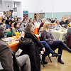 John P. Cleary |  The Herald Bulletin<br /> The Madison County Homeless Taskforce hosted the Homeless Awareness Luncheon at the Salvation Army Thursday in recognition of National Homeless Awareness Week.