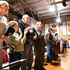John P. Cleary | The Herald Bulletin<br /> Veterans Day program at Liberty Christian secondary campus.
