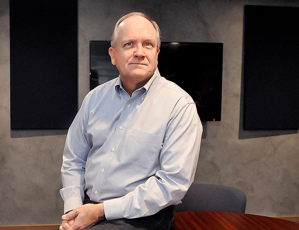 John P. Cleary | The Herald Bulletin<br /> Jack Wilson is president of the Pendleton Business Association and Main Street Pendleton. For Hometown Heroes.