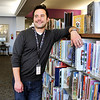 John P. Cleary | The Herald Bulletin<br /> Brad Sowinski, 35, childrenÕs librarian at Alexandria Public Library, is on the upper end of the age range of the generation known as the millennials.